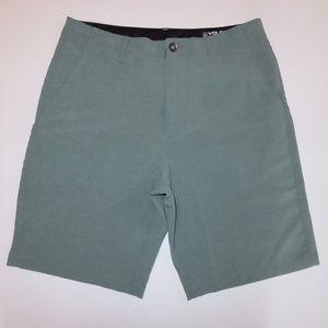 Volcom Shorts Size 33 Surf & Turf 4 Way Stretch